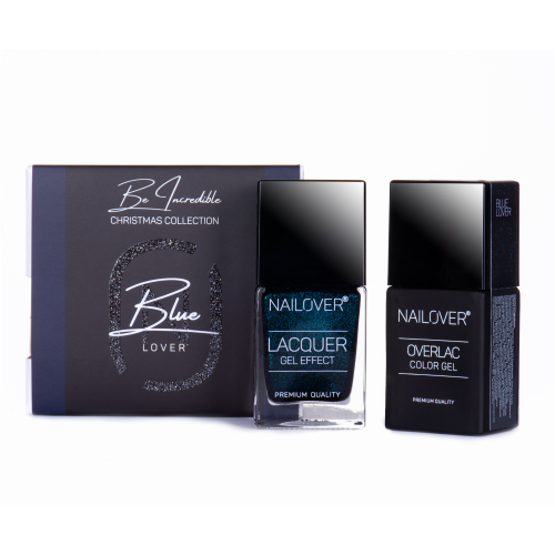 Match Box Overlac  Blue Lover Limited Edition