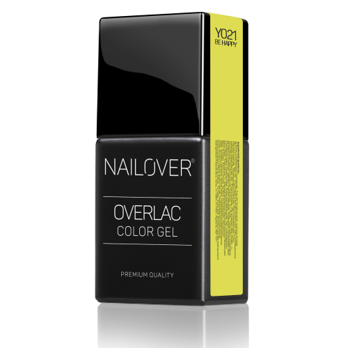 Overlac #BeHappy 15ml