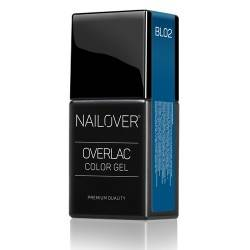 Overlac Soak Off BL02 - 15ml