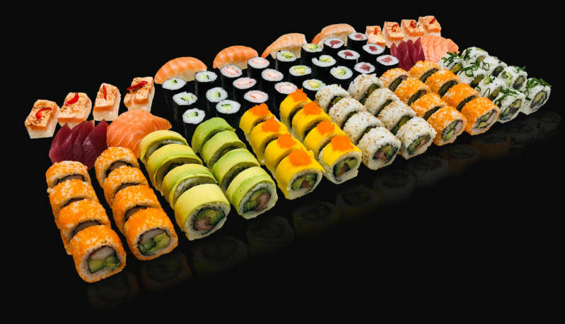 Party Sushi Deluxe