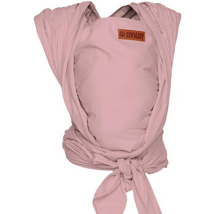 ByKay: Woven Wrap Vintage Pink