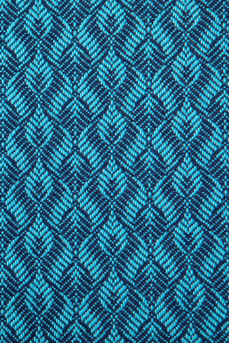 Poppendrager: Coulter Navy & Turquoise