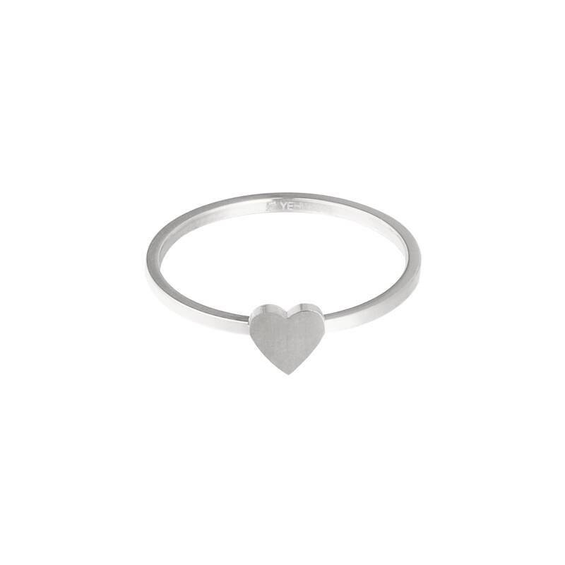 Ring My Sweetheart Zilver (RVS)