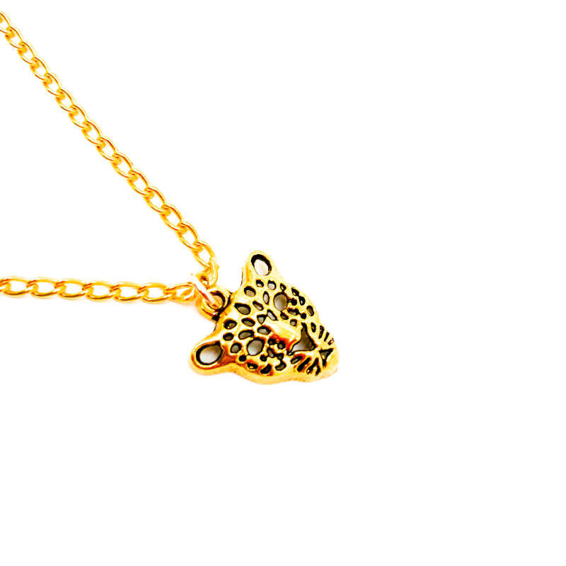 Ketting Wild Animal Goud