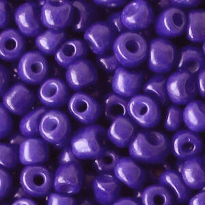 4MM ROCAILLES IMPERIAL PURPLE
