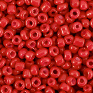 3MM ROCAILLES CRIMSON RED
