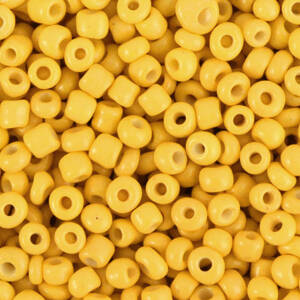 3MM ROCAILLES SPECTRA YELLOW