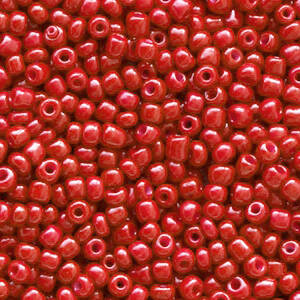 2MM ROCAILLES CRIMSON RED