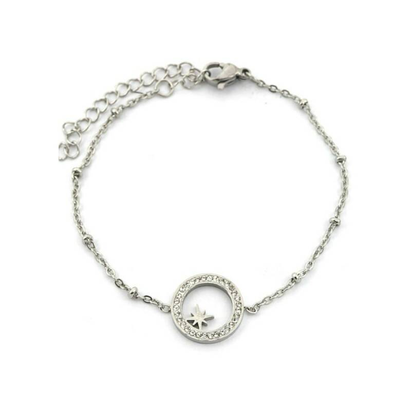 Armband Special Star Zilver