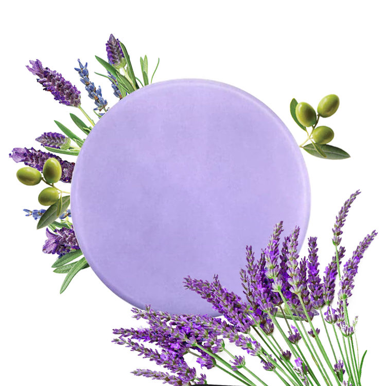 PURC Conditioner bar Lavender