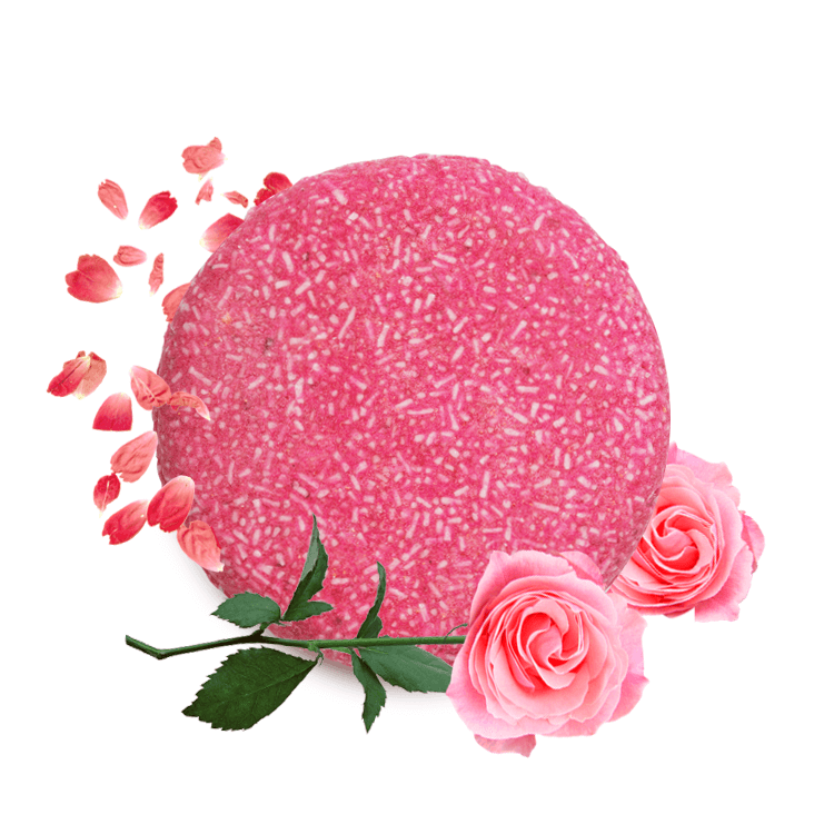 PURC Shampoo Bar Rose