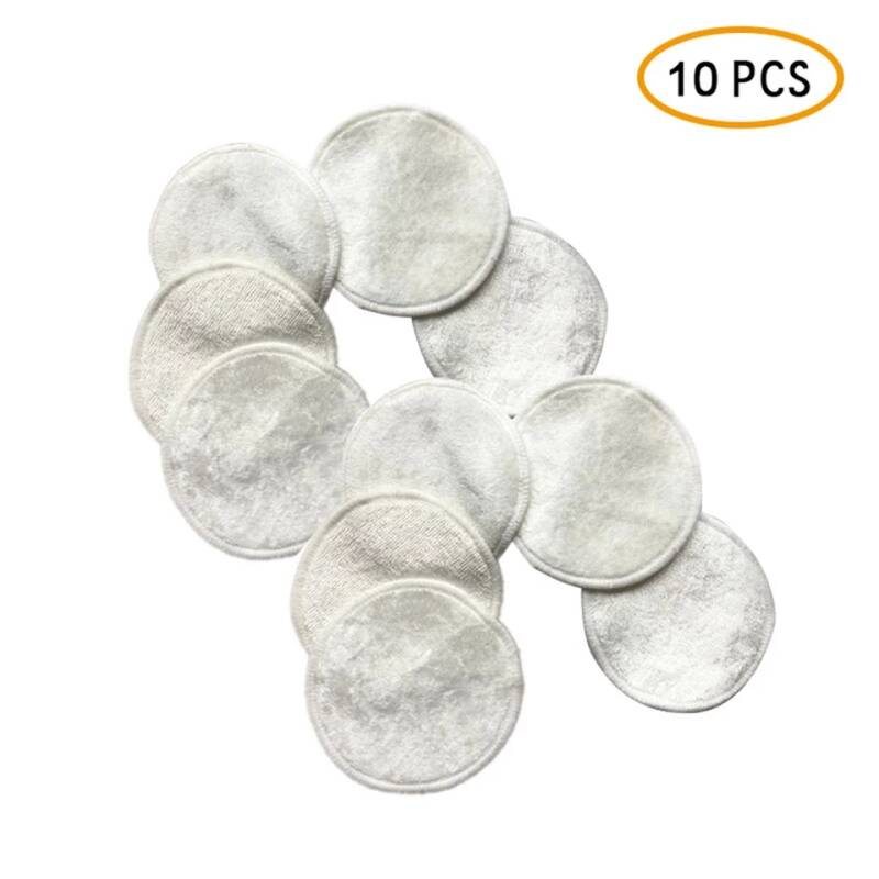 Reusable washable make-up remover pads