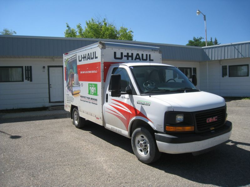 U Haul Newfoundland The 65th messag...