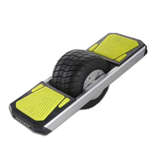 Trotter One Wheel Hoverboard Yellow