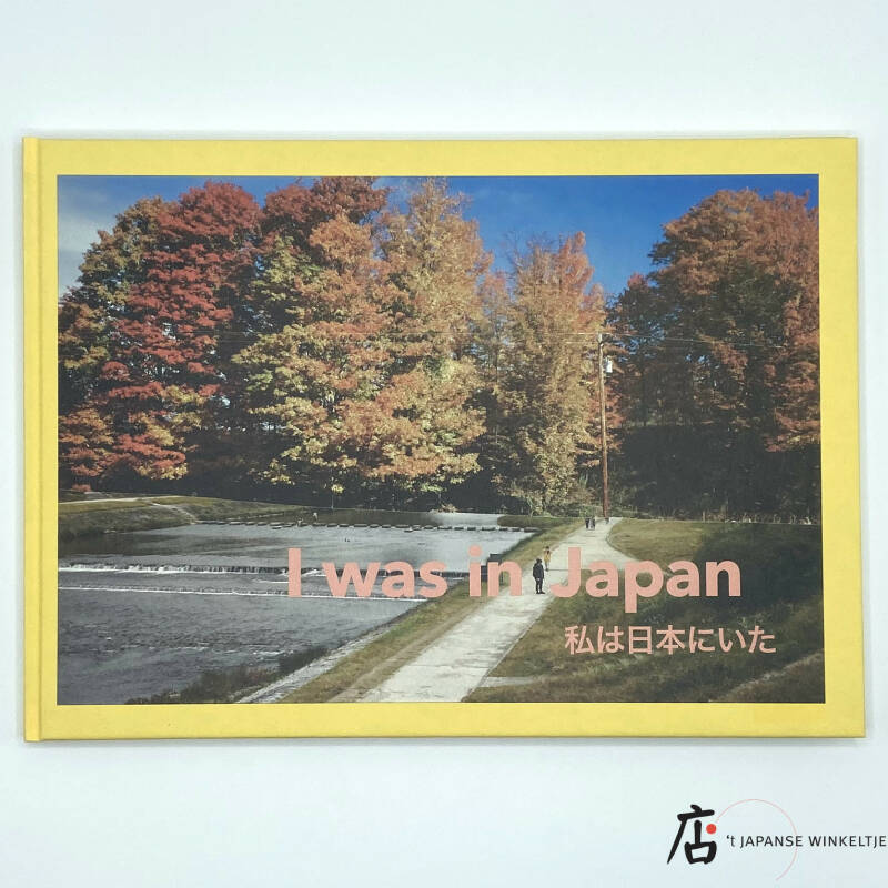 I was in Japan - Orna Wertman
