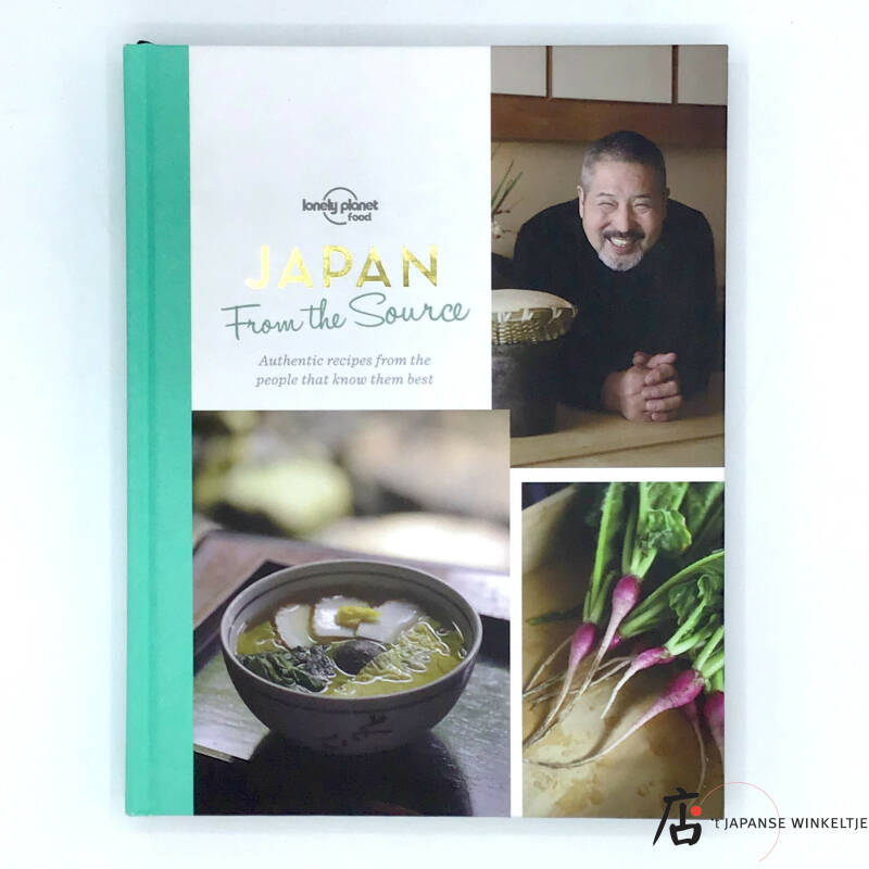 Lonely Planet Food; Japan From the Source