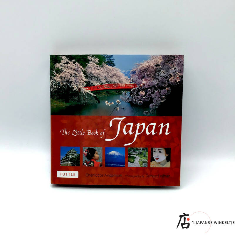 The Little Book of Japan - Charlotte Anderson