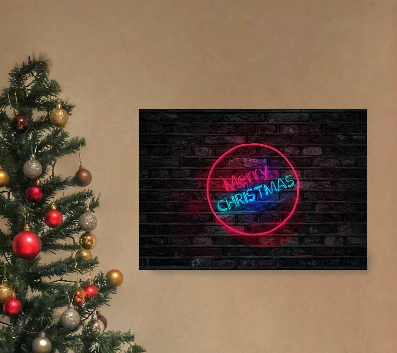 Kerst poster | Merry Christmas