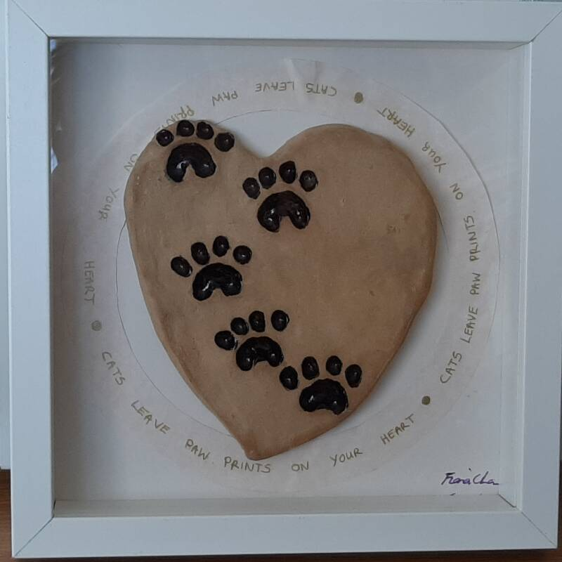 Paws on my heart