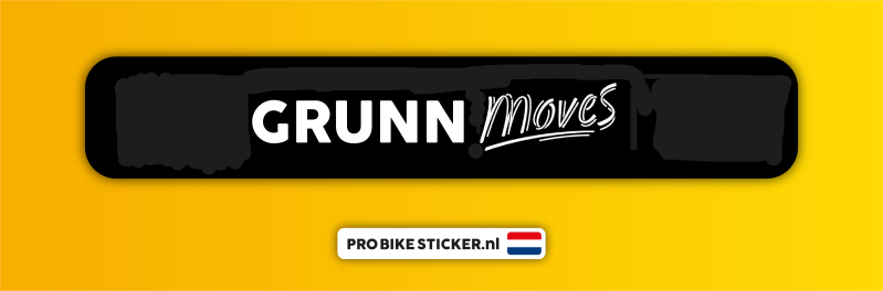 MoveS naamsticker