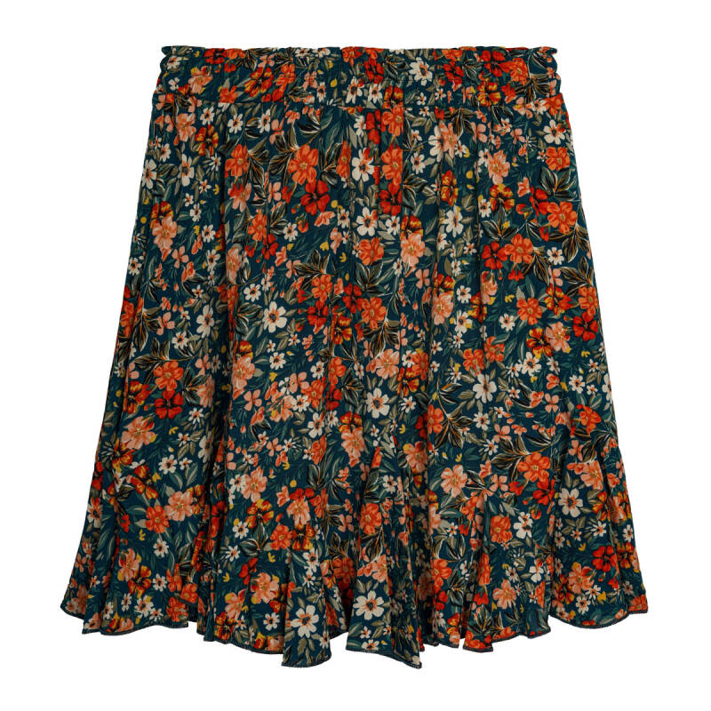 Skirt flower forest