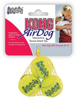 Kong Air Squeaker Tennisbal