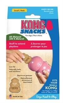 Kong snacks puppy voor Kong Small