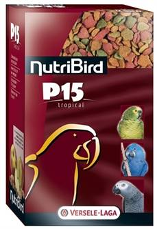 NutriBird P 15 Tropical