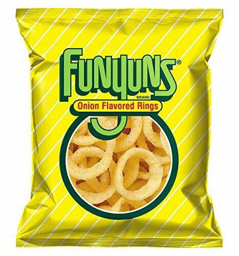 Funyuns Onion Flavored Rings 163 gr.
