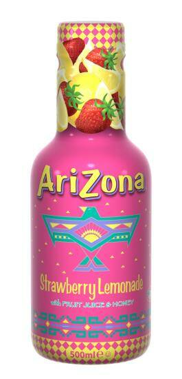 ARIZONA STRAWBERRY 0,5LTR