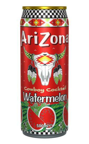 500ml BLIK ARIZONA WATERMELON