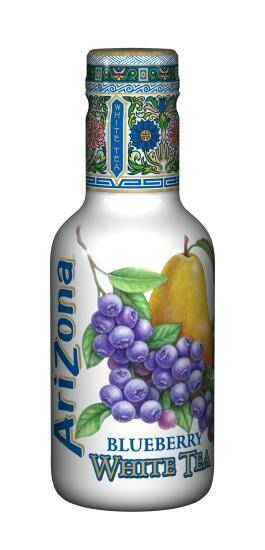 ARIZONA BLUEBERRY 0,5LTR PET
