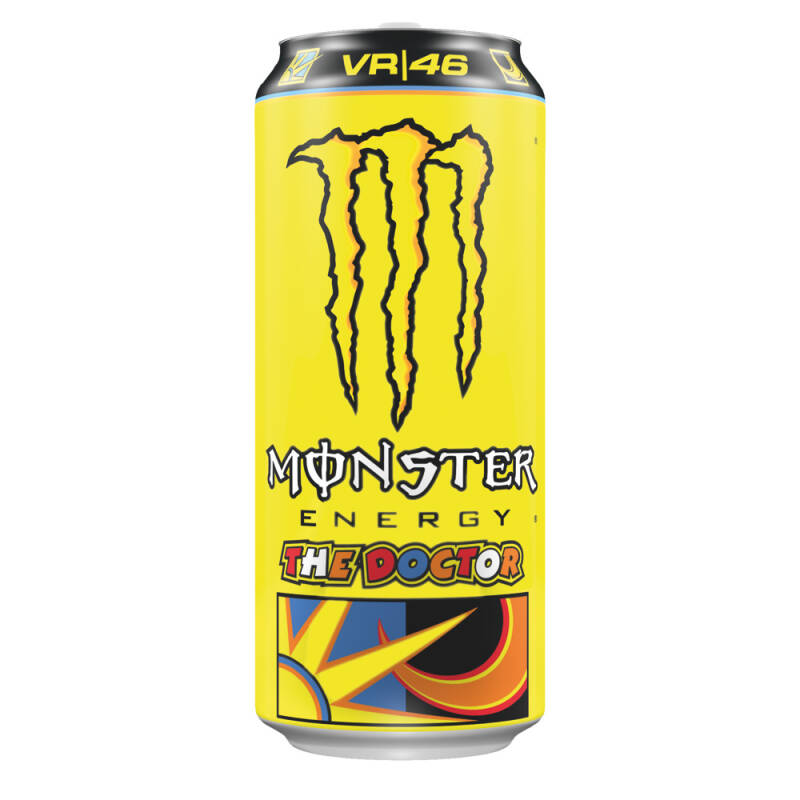 Monster Energy The Doctor 500 ml Blik