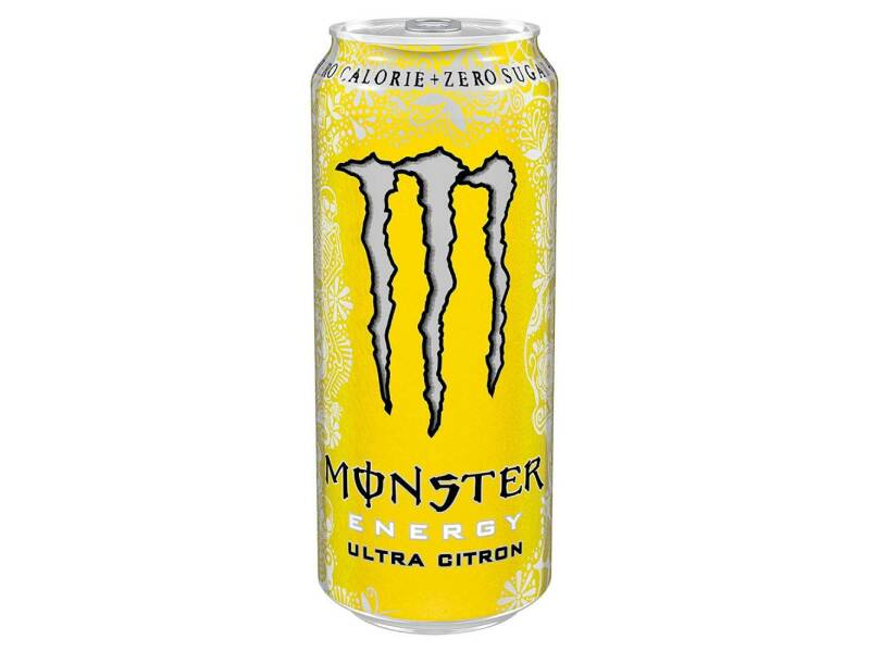 Monster Energy Ultra Citron 500 ml