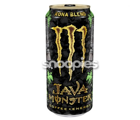 Monster Energy Java Kona Blend 443 ml.