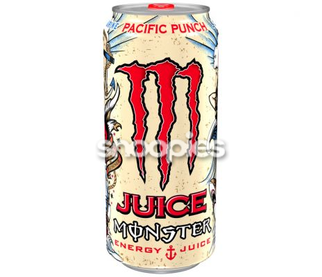 Monster Energy Pacific Punch 500 ml