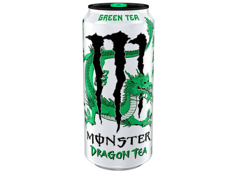 Monster Energy Dragon Tea Green Tea 473 ml