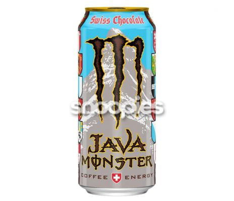 Monster Java Swiss Chocolate 443 ml.