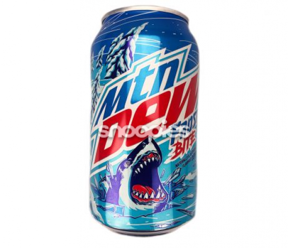 Mountain Dew Frost Bite blik 0,355 l