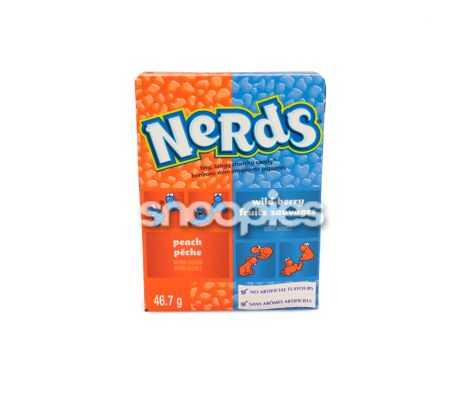 Wonka Nerds Wildberry / Peach