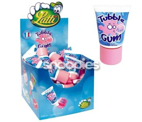 Lutti Tubble Gum Fruit