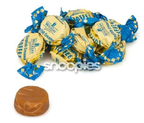 English Creamy Toffees per 200 gram