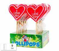Felko Lolly Heart I Love You 80 gr