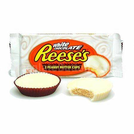Reese's 2 White Peanut Butter Cups 39 gr.