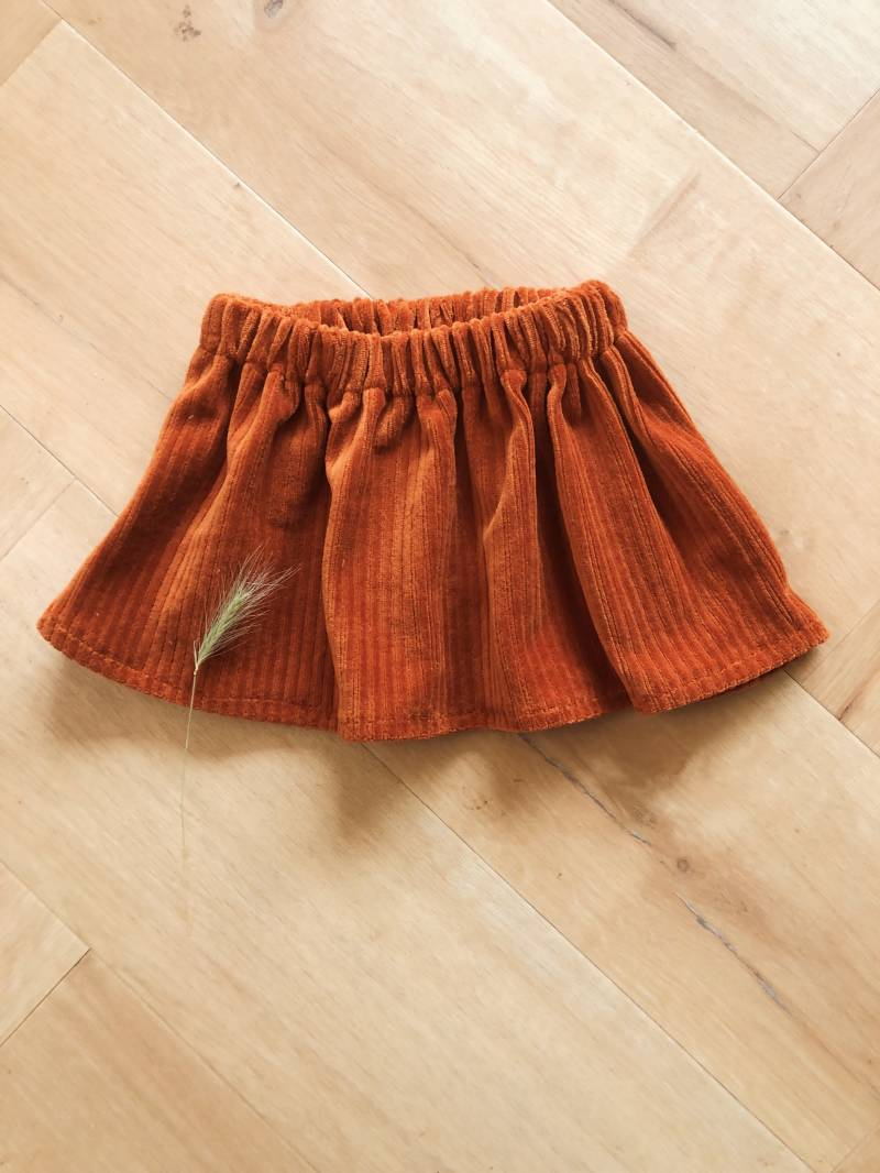 Corduroy Love Skirt
