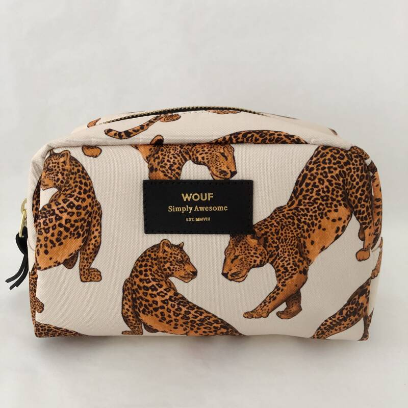 PANTER BEAUTYBAG (LICHT)