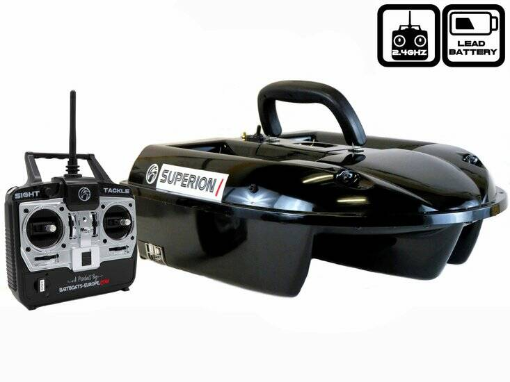 Sight Tackle Superion I Voerboot met Lood Accu
