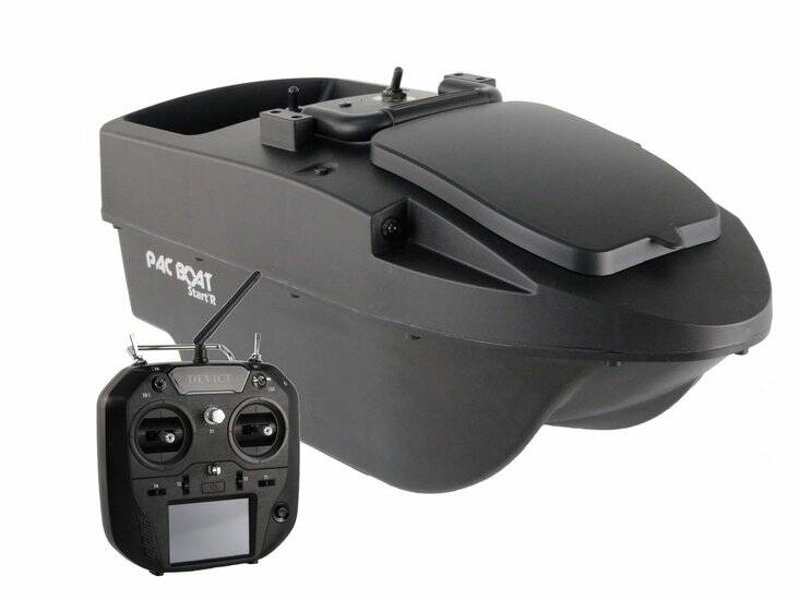 Anatec Pacboat Voerboot Black Edition Special