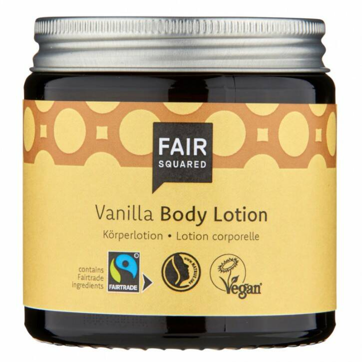 Body Lotion Vanille