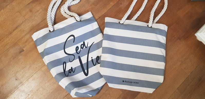 Beachbag Sea la Vie